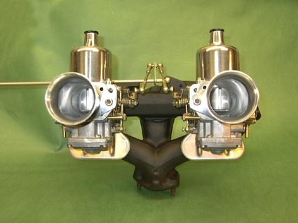 Identification of Stromberg carburetors | The H A M B
