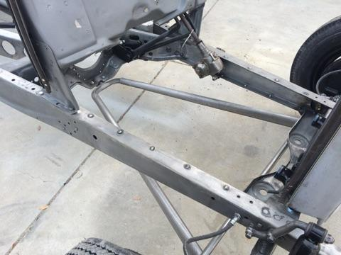 1932 Ford Traditional Hot Rod Chassis built with Henry Frame | The ...