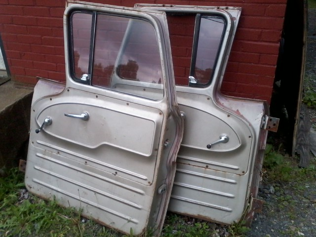 1963 Chevy Truck Doors The H A M B