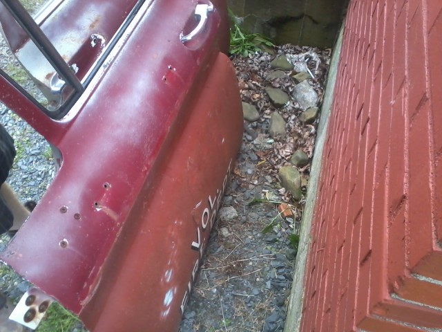 1963 chevy truck door