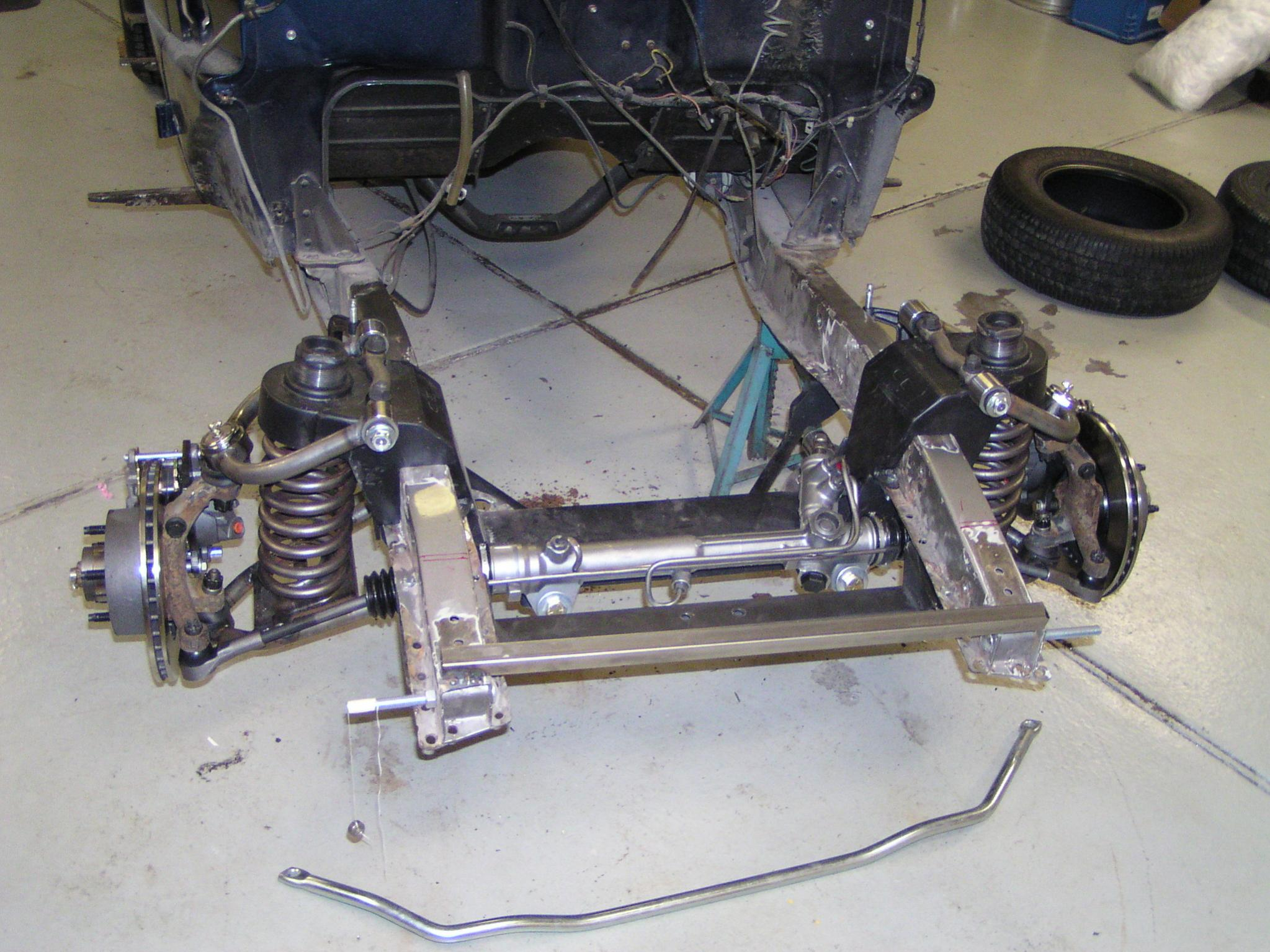 1937-38-39 Chevy Car's on S-10 Frames | The H A M B