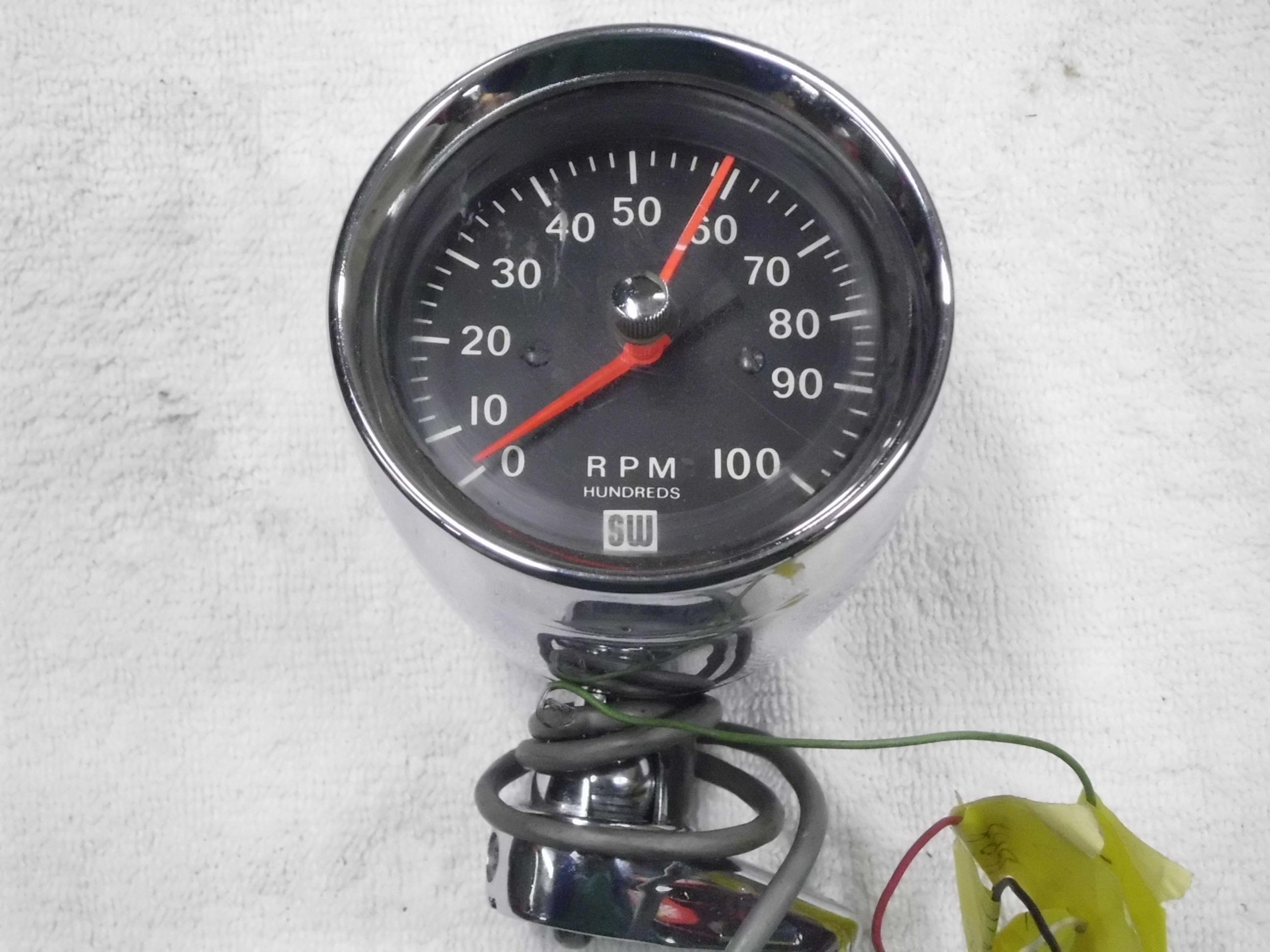 stewart warner tach the h a m b vintage stewart warner tachometer wiring diagram at panicattacktreatment.co