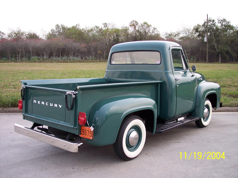 Educate me please on ... M1/ M-100 trucks ( Mercury trucks ) in ...