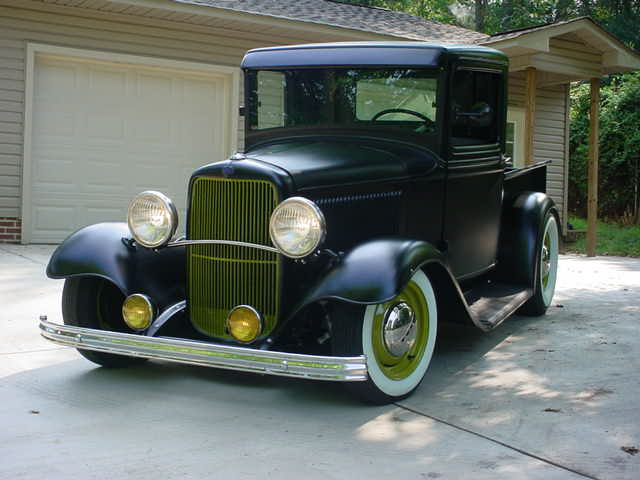 1932 Ford Pickup The H A M B