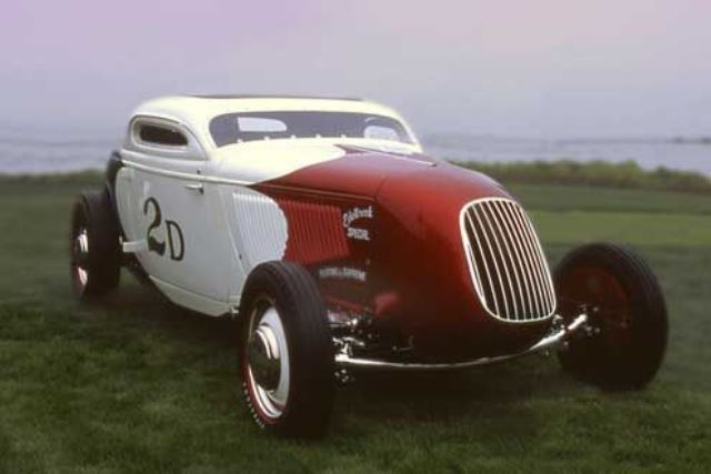 Pierson Bros. Coupe - 2nd in class @ 2001 PBCd'E.jpg