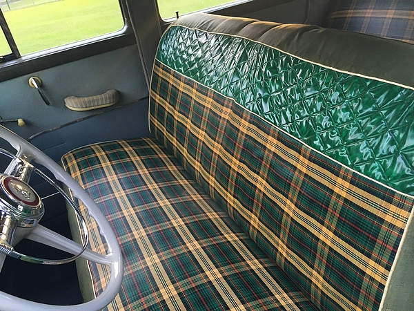 Customs Does Anyone Make Plaid Seat Covers Anymore The H A M B