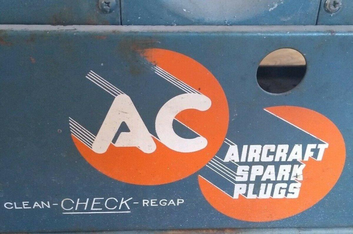 poster-ad air car AC Aircraft Spark Plugs.jpg