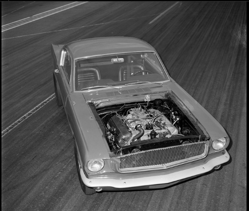 Private tesst session 427 SOHC Mustang 1964....PNG