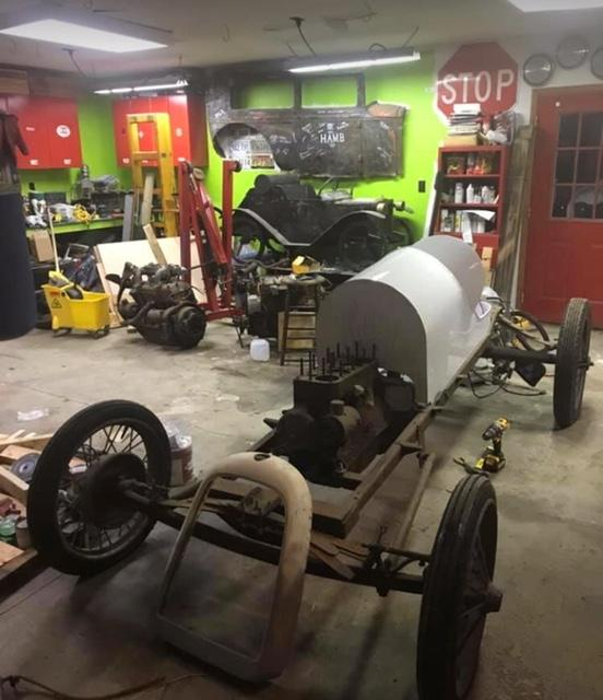 Dirt Track Cars For Sale >> Two Vintage Model T A Sprint Midget Dirt Track Race Cars For Sale