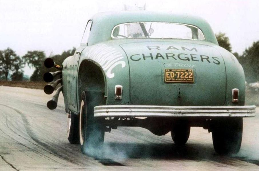 Ramchargers High and Mighty and pipes.JPG