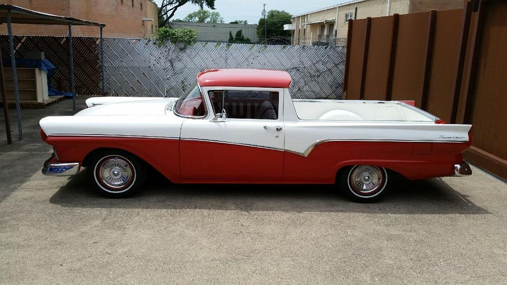 1957 Ranchero Custom