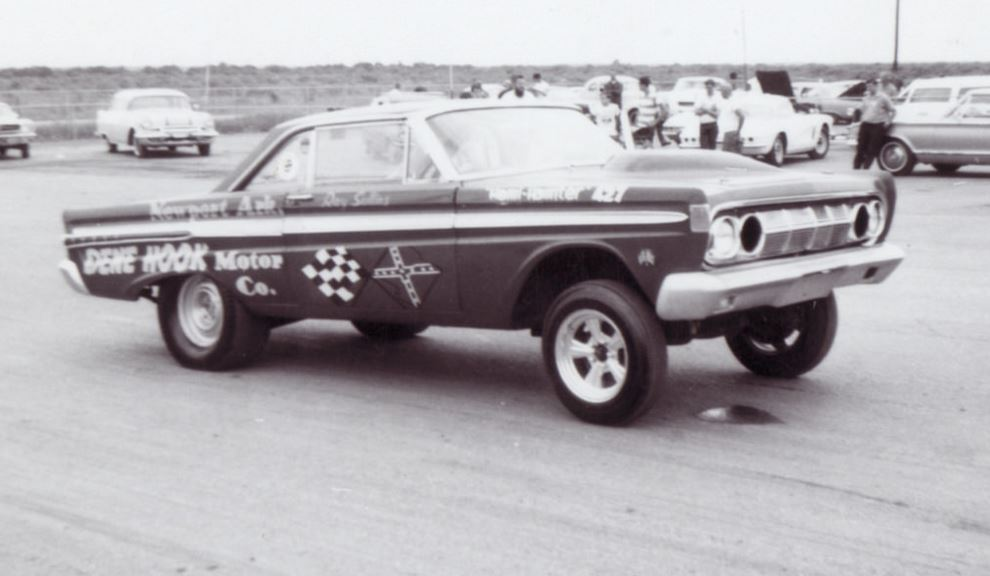 Ray Sullins 427 '64 Comet AFX at Wichita Falls, Texas. comet DONE.JPG
