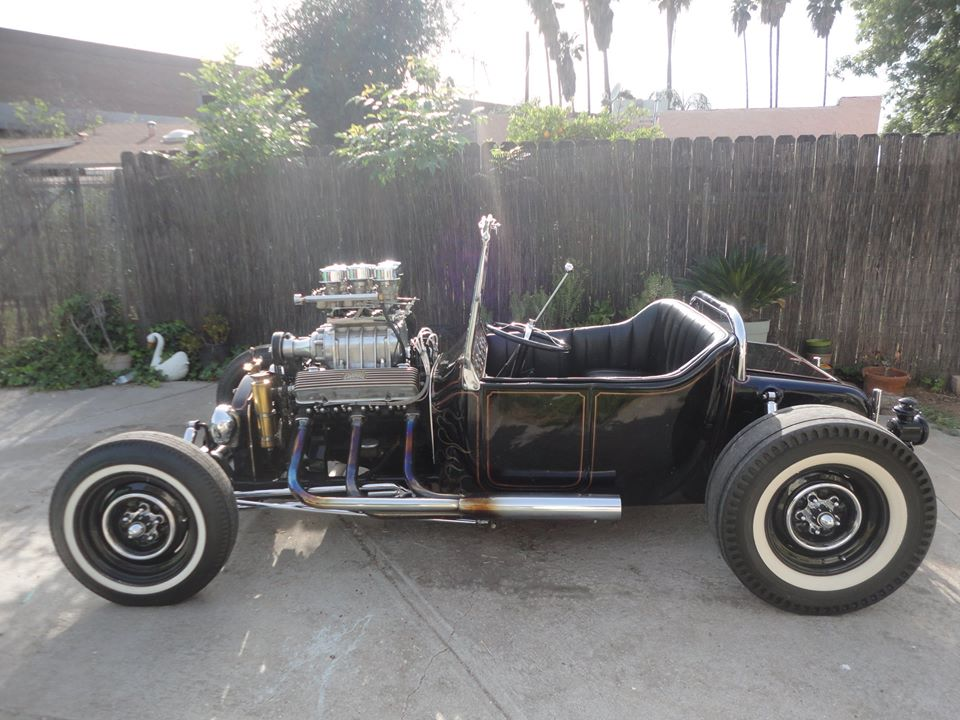 John Gates 1915 Ford Model T. Sale or Trade | The H.A.M.B.
