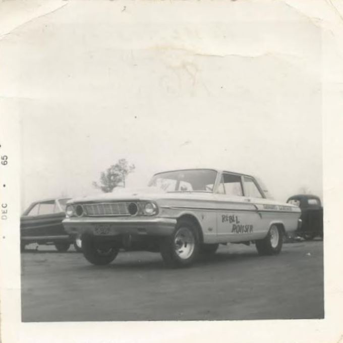 REBEL ROUSER at Richmond Dragway - DEC 65.JPG