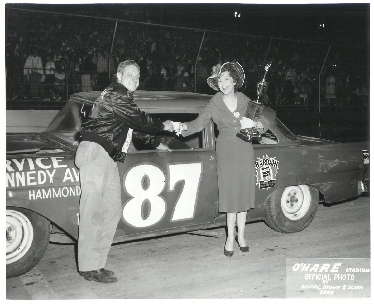 Red DuVall O'Hare 1959.jpg