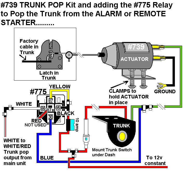 door popper relay & \\u003cstrong\\u003e25\\u003c\\ strong\\u003e door popper relay wiring diagram at gsmx.co