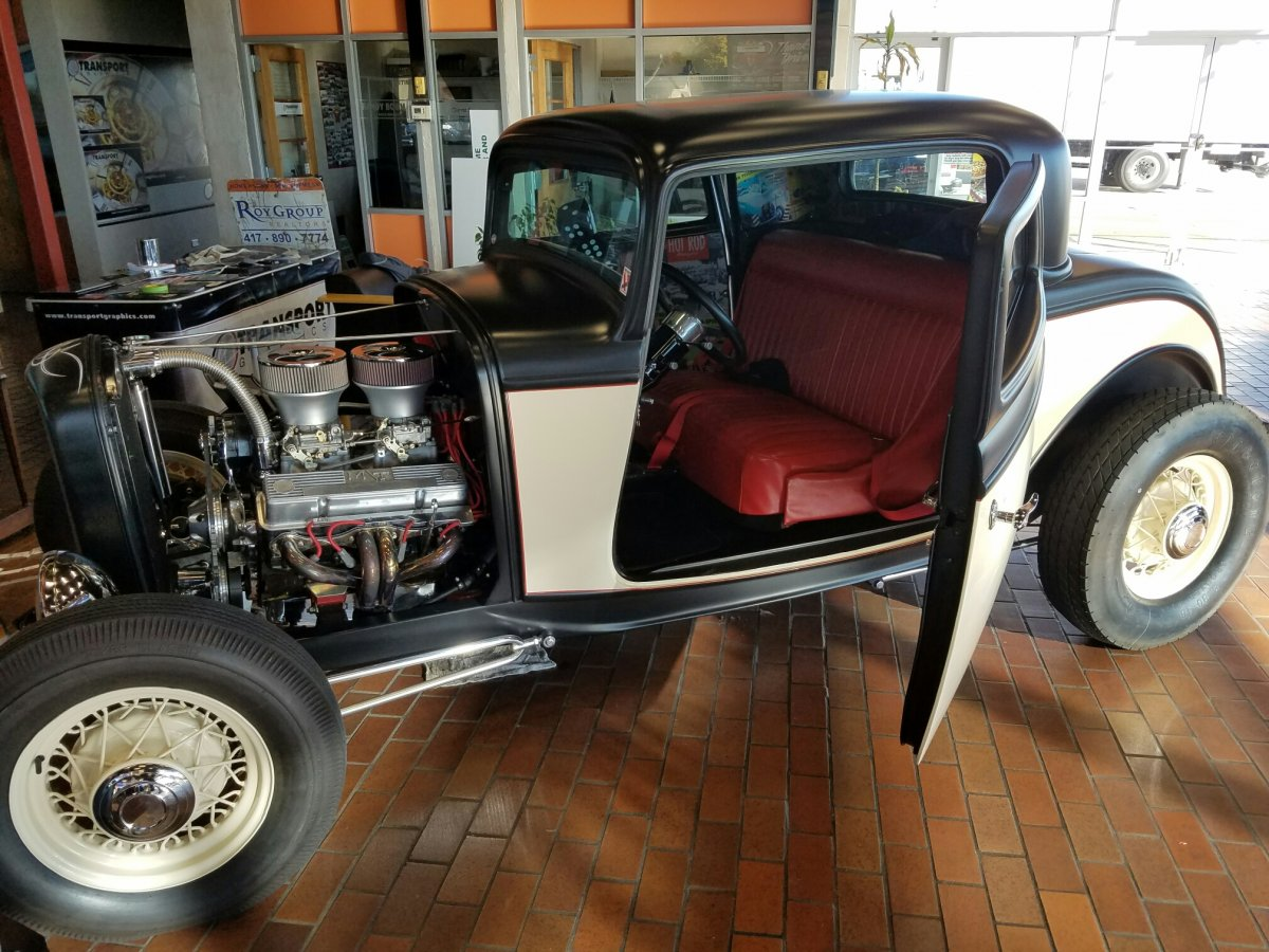 Hot Rods Three Hour Total Transformation Dad S Deuce