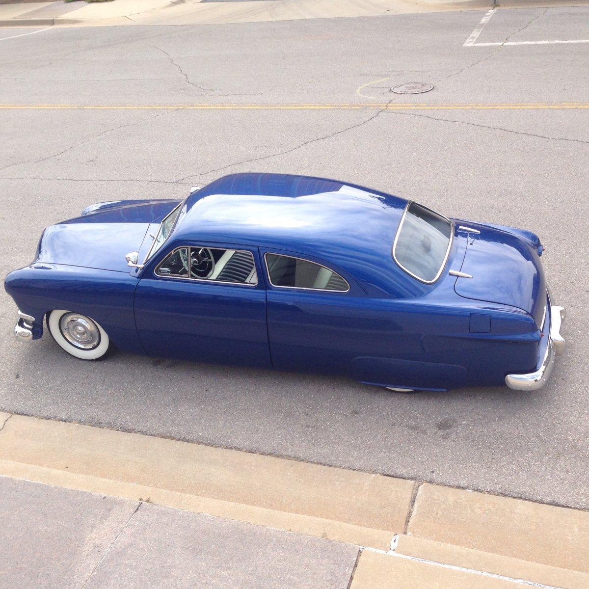 1950 ford shoebox custom the h a m b Hemi Kustom rik1 rik2
