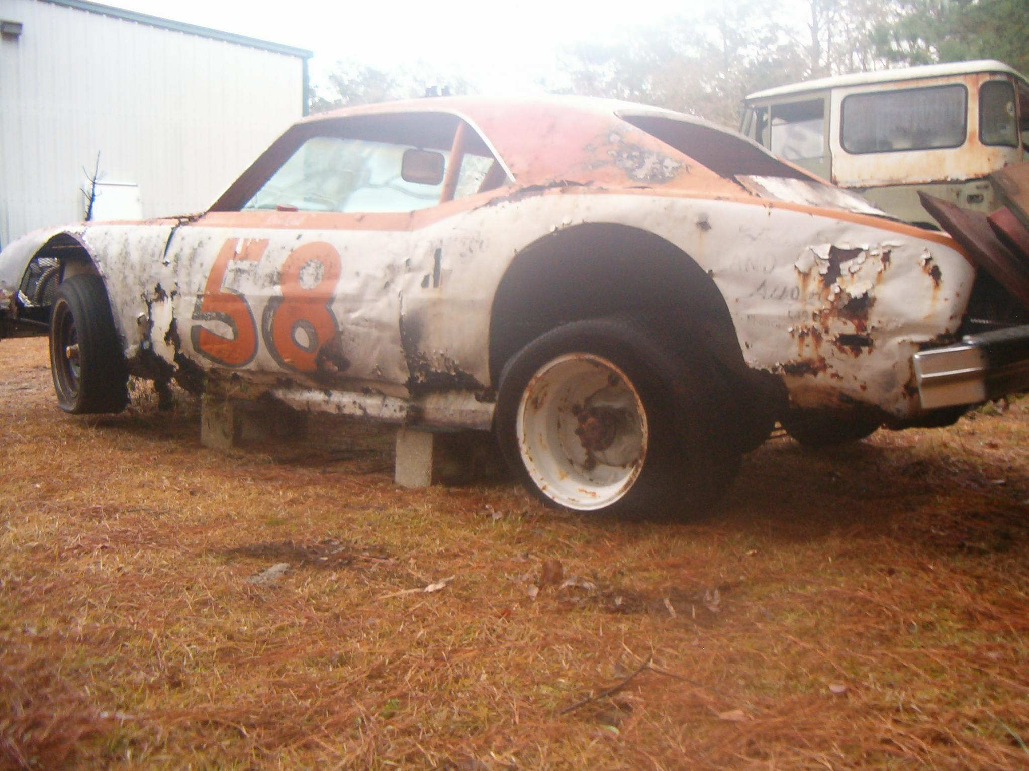Vintage Dirt Track Cars | The H.A.M.B.