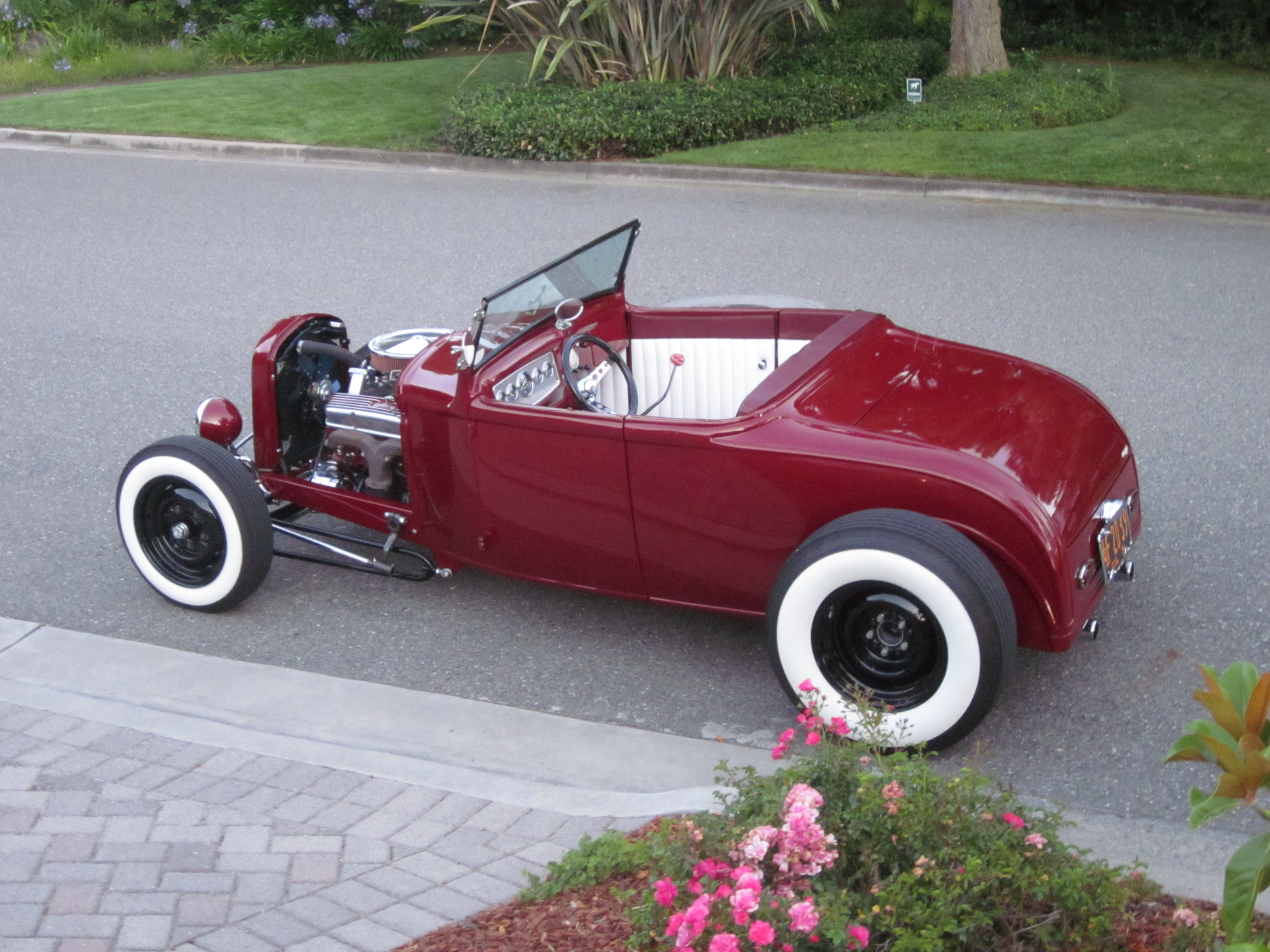 1931 Ford Roadster Hot Rod Lowboy Now 32k Obo The H