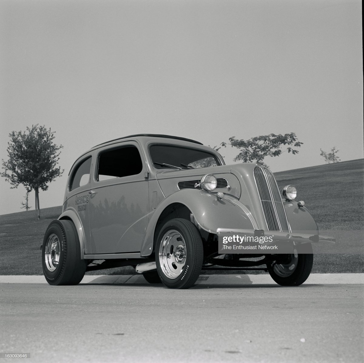 Ron Cappel's all-metal 1951 Ford Anglia.jpg