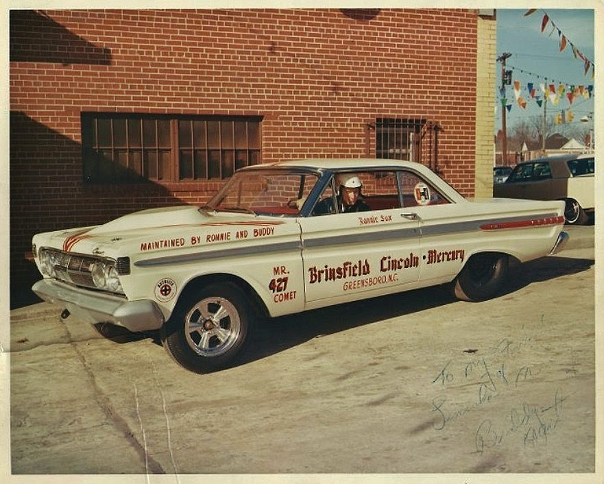 Ronnie Sox 1964 Mercury Comet..jpg