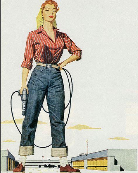 Rosie The riveter.JPG