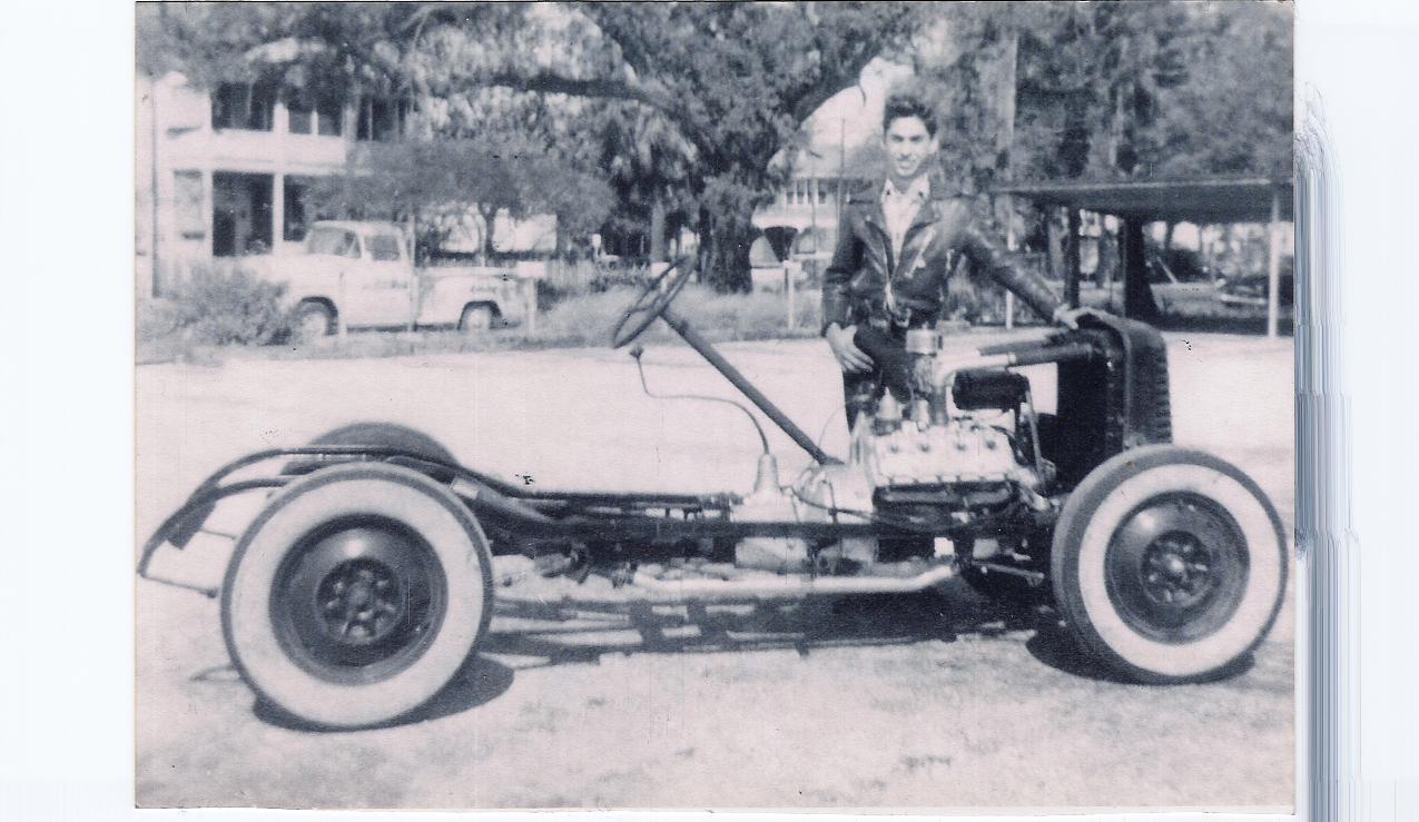 Hot Rods - 1938 American Bantam P/U Old Hot Rod | The H.A.M.B.