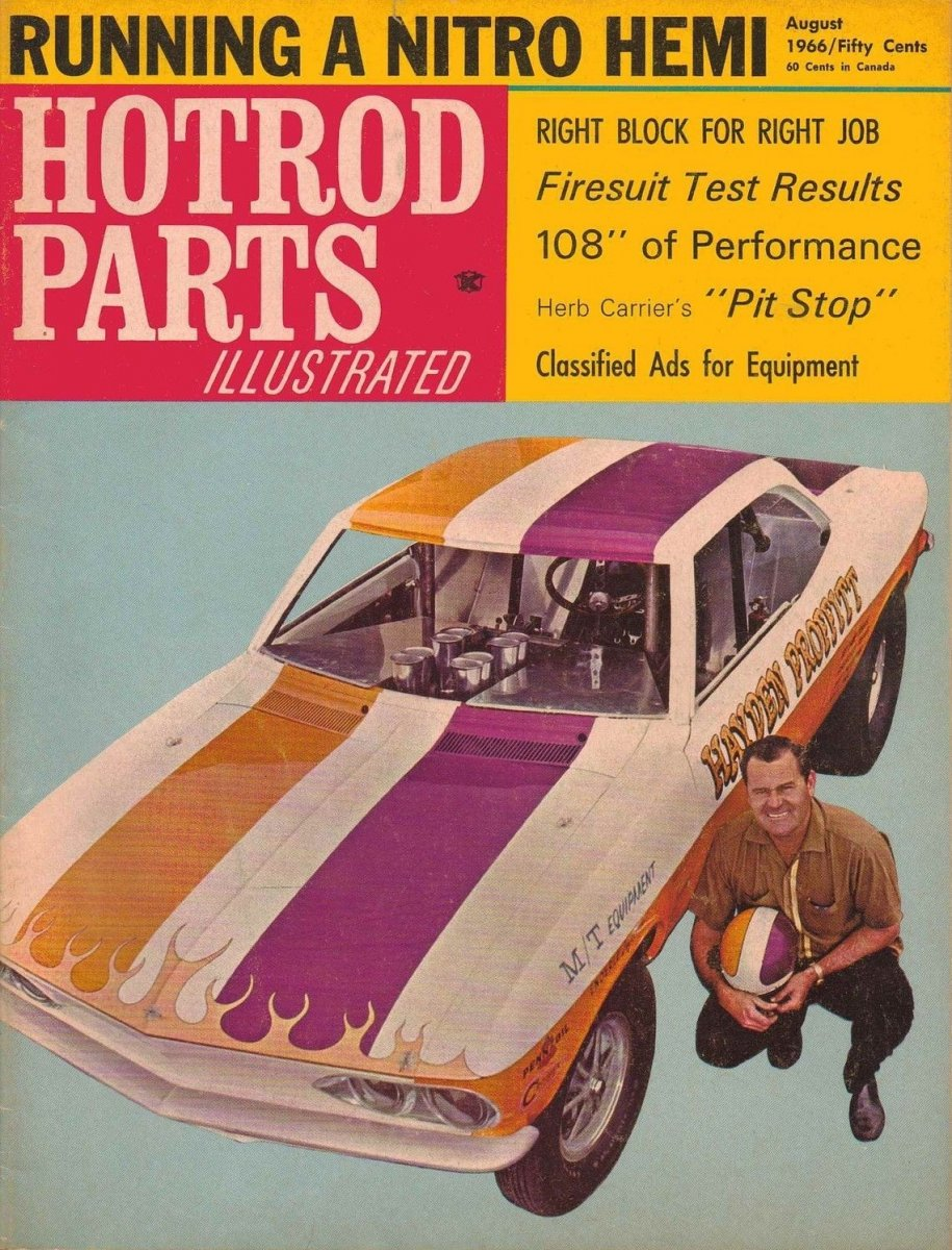 History - Your Favorite Hot Rod & Custom Car Magazine Covers \'45 to ...