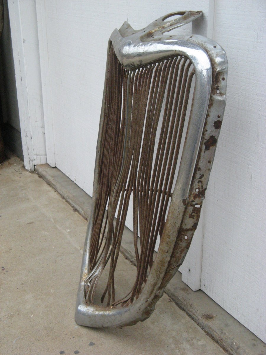 1934 ford grill shell