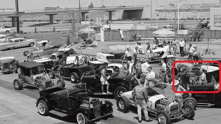 Sam Conrad Roadster - LA Roadsters - 1963 - Fresno - by Eric Rickman (1).jpg