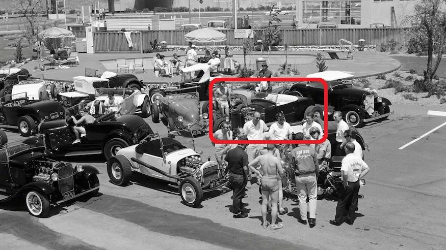 Sam Conrad Roadster - LA Roadsters - 1963 - Fresno - by Eric Rickman (2).jpg