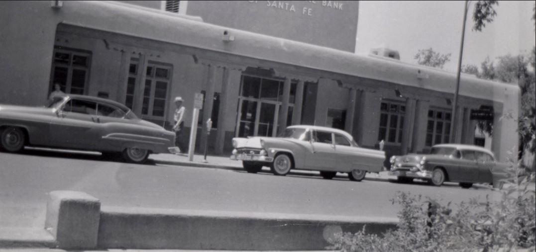Santa Fe, New Mexico, 1956.JPG