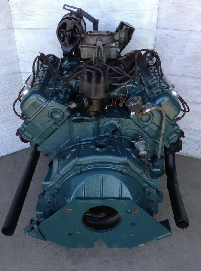Mid 50 U0026 39 S Oldsmobile 324 V8 Engine