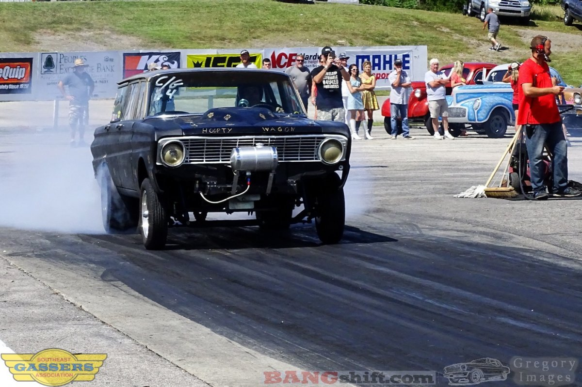 Southeast Gassers Rules - 0425