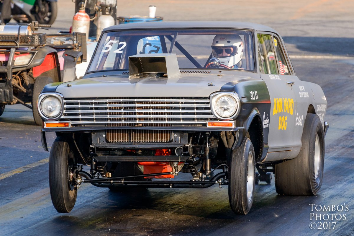 Event Coverage - SouthEast Gassers @ Shadyside | The H A M B