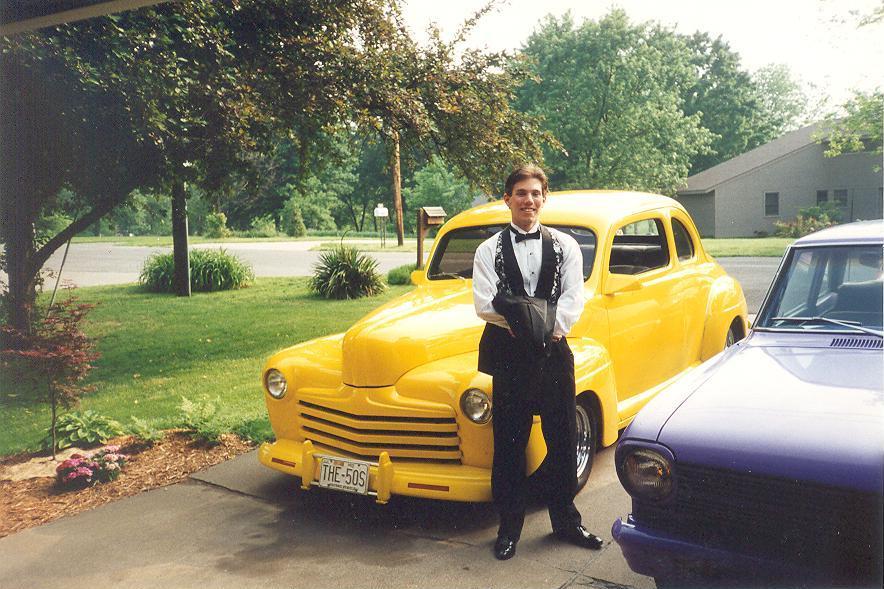Senior Prom 46 Ford.JPG