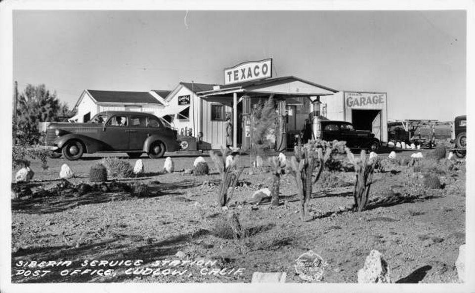 Siberia Service Station Post Office, Ludlow, California 1939.JPG