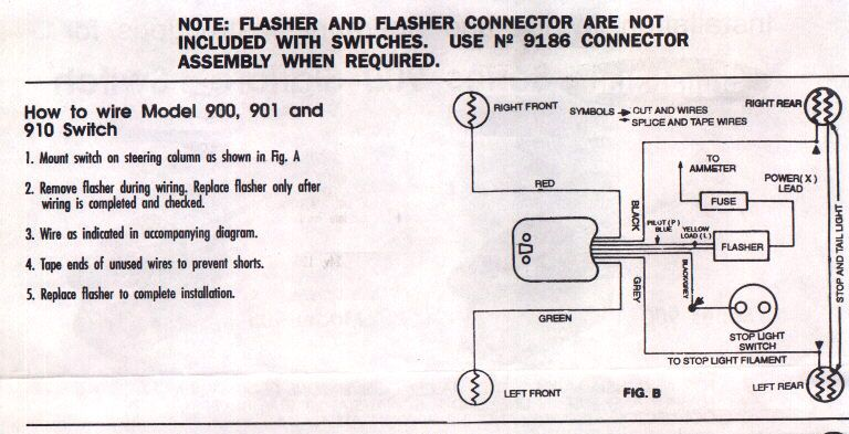 viewing a thread kenworth t600 turn signal problem kenworth t600 wiring diagrams at crackthecode.co