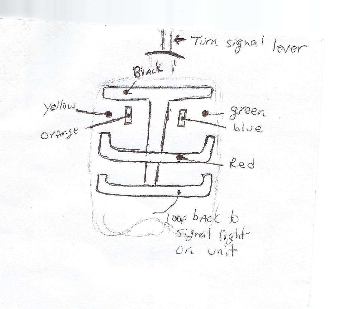 turn signal wiring, rebel signal stat 900 the h a m b, block diagram, signal stat 900 wiring diagram