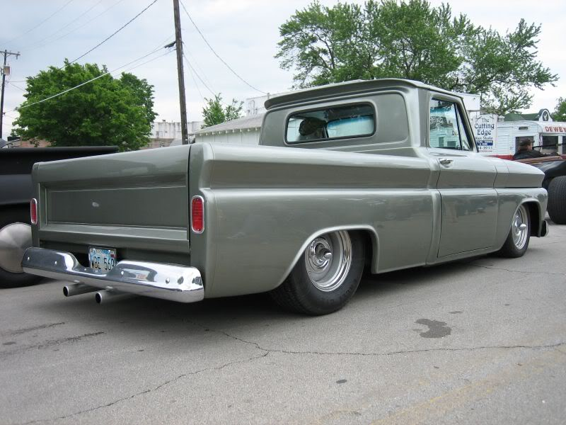 Projects 60s C10 Paint Ideas The H A M B