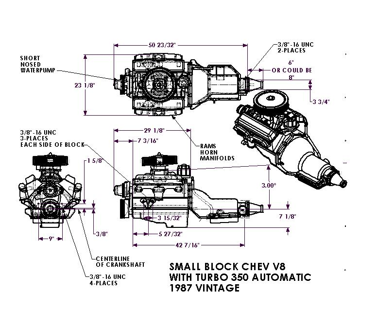 small chevy engine diagram chevrolet v8 283 307 327 350 383 396 427 454 rebuild ... 79 chevy engine diagram #13