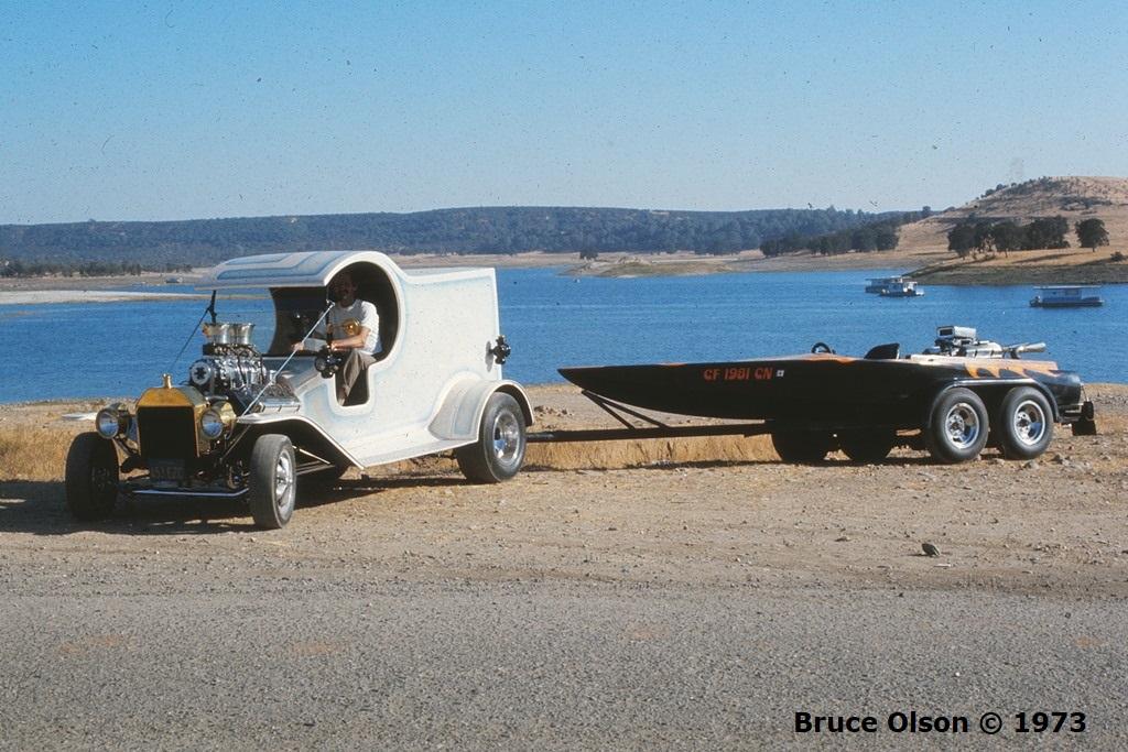 Sonny's C-Cab & Boat @ Lake Camanche - 1973.jpg