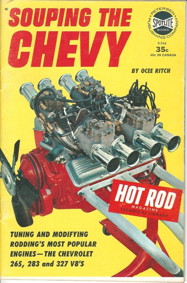 Hot Rods - So, let's talk reciprocating weight on a