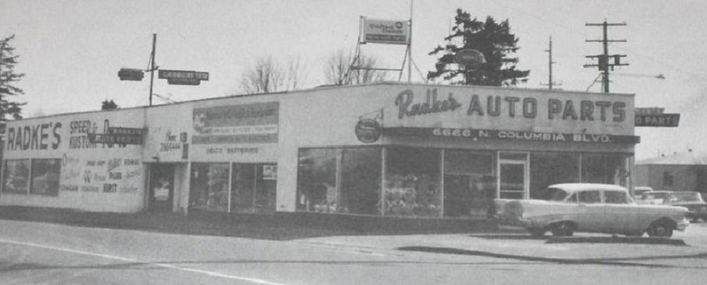 speed shop Radke's Auto Parts, Portland, OR 1.jpg
