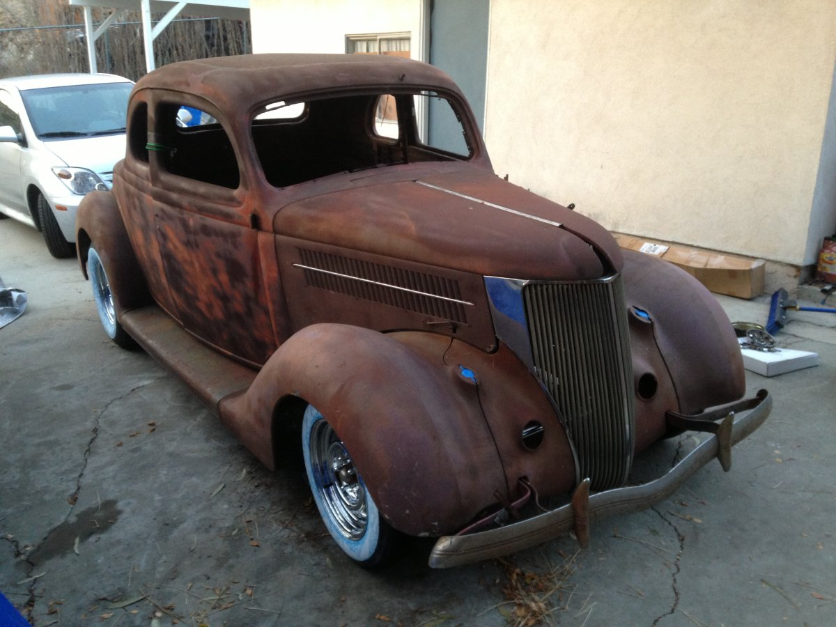 1936 Ford 5 Window Coupe Off Market Will Relist At Another