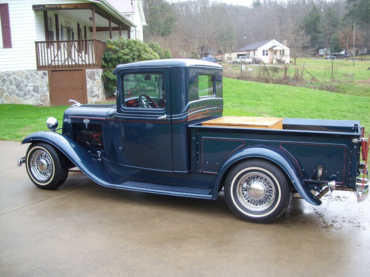 1933 Ford Truck   The H.A.M.B.