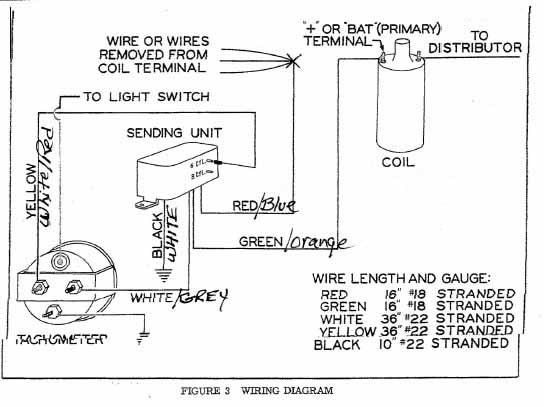 stewart warner voltmeter wiring diagram stewart warner gauge wiring diagram
