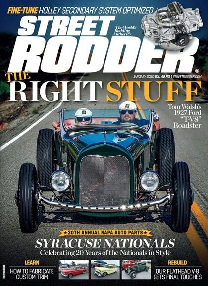 STREET RODDER - January 2020 - Cover.jpg