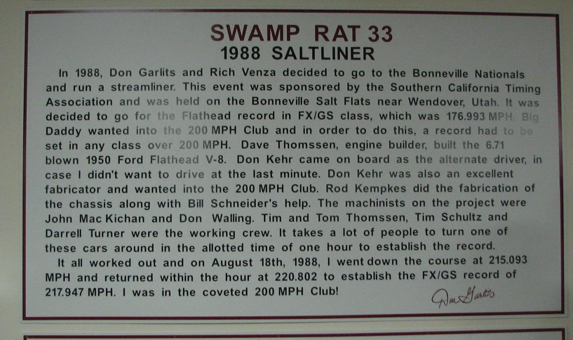 Swamp Rat 33 museum placard.jpg
